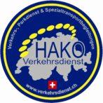 HAKO Stickers rund